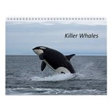 Calendar-Whales (Orcas)