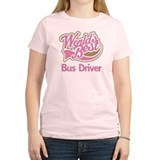 Worlds Best Bus Driver T-Shirt