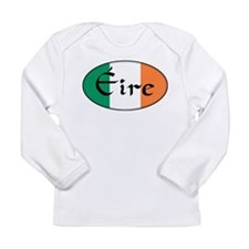 Eire (Ireland) Long Sleeve Infant T-Shirt