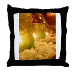 Singapore Temple Offering Lam Throw Pillow