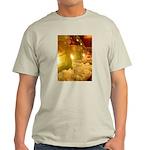 Singapore Temple Offering Lam Light T-Shirt
