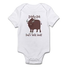 Yakety Yak Infant Bodysuit