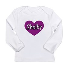 Shelby Long Sleeve Infant T-Shirt