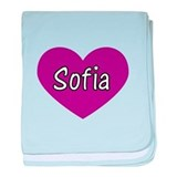 Sofia Infant Blanket