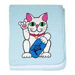 ILY Neko Cat Infant Blanket