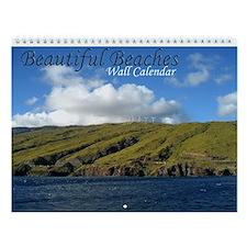 Beautiful Maui Beach Wall Calendar