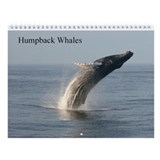 Calendar-Whales (Humpbacks)