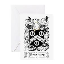 Bradbury [English] Greeting Card