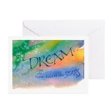 Dream Stars - Greeting Cards (Pk of 10)