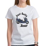 Just Gotta Scoot Burgman Women's T-Shirt