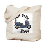 Just Gotta Scoot Burgman Tote Bag