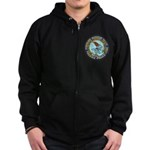 Firebird Rescue Team Zip Hoodie (dark)