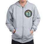Firebird Rescue Team Zip Hoodie