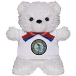 Firebird Rescue Team Teddy Bear