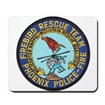 Firebird Rescue Team Mousepad