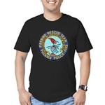 Firebird Rescue Team Men's Fitted T-Shirt (dark)