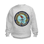 Firebird Rescue Team Kids Sweatshirt