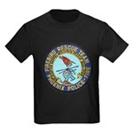 Firebird Rescue Team Kids Dark T-Shirt
