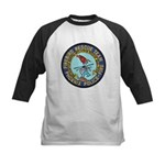 Firebird Rescue Team Kids Baseball Jersey