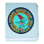 Firebird Rescue Team Infant Blanket