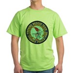 Firebird Rescue Team Green T-Shirt