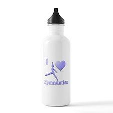 I Love Gymnastics #7 Water Bottle