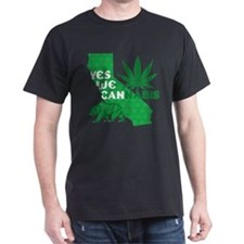 Yes We Can-nabis California T-Shirt