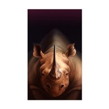 Rhino Decal