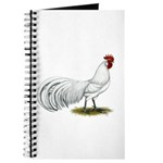Phoenix White Rooster Journal