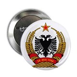 "Albanian Coat of Arms 2.25"" Button (10 pack)"