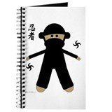 Cute Ninja Journal