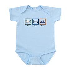 Eat Sleep Swim Infant Bodysuit