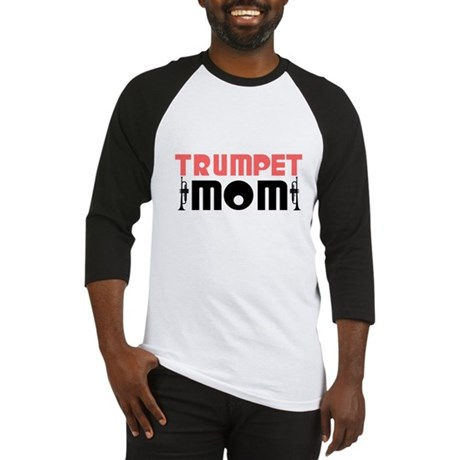 Trumpet Mom Baseball Jersey