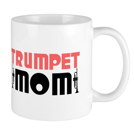 Trumpet Mom Mug