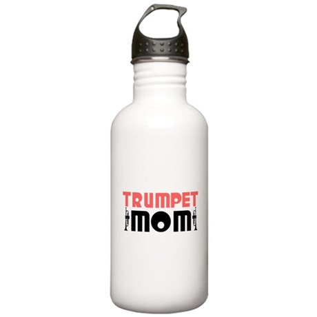 Trumpet Mom Stainless Water Bottle 1.0L