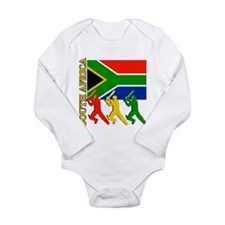 South Africa Cricket Onesie Romper Suit