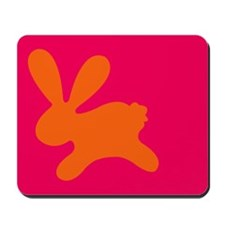 Rabbit O Mousepad