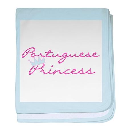 Portuguese Princess Infant Blanket