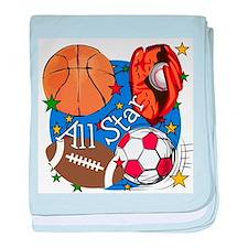 All Star Sports Infant Blanket