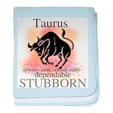 Taurus the Bull Infant Blanket