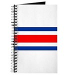 Costa Rica Flag Journal