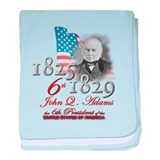 6th President - Infant Blanket