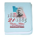 21st President - Infant Blanket