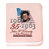 35th President - Infant Blanket