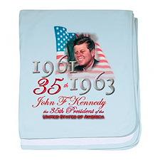 35th President - Infant Blanket