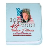 42nd President - Infant Blanket