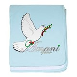 Amani - Peace - Infant Blanket