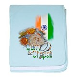 Got Curry & Chapati? - Infant Blanket