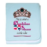 Dominican Princess - Infant Blanket