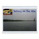 Sailing on the Nile--Wall Calendar